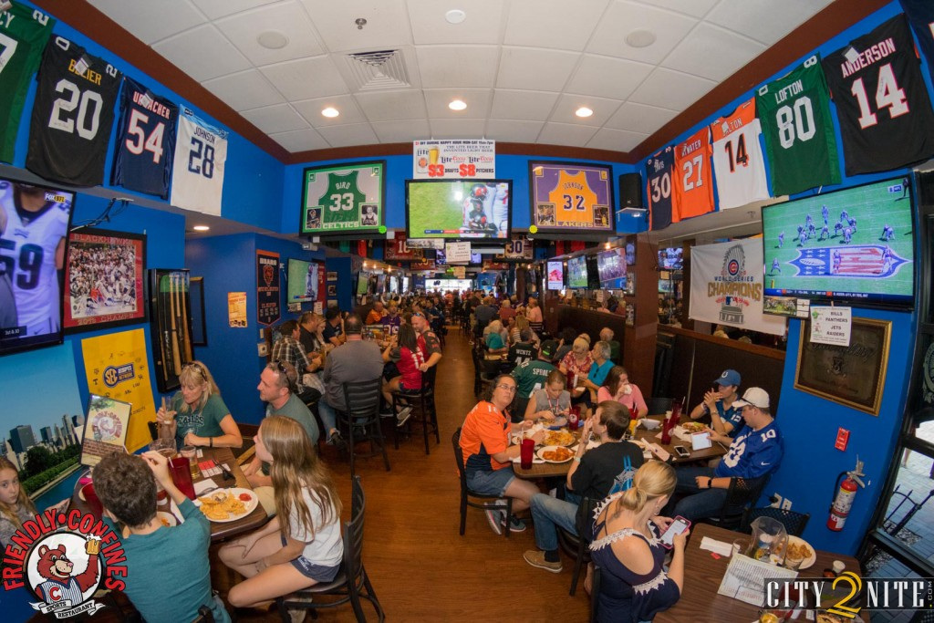 Friendly Confines Sports Restaurant and Bar