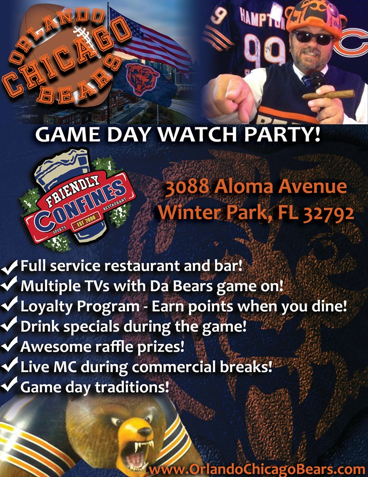 Game Day Watch Party