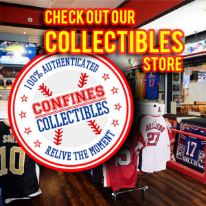 Confines Collectibles store logo